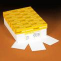 Enveloppes #10 pour CREST® classique Premium papier à lettres, blanc naturel, 500/boîte