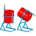Basculeur de baril de5 gallonsPailPRO™ Morse®, modèle15, capacité de75 lb