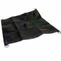 4' X 4' Light Duty Poly Drain Tarp - PC-0404