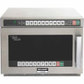 Sharp® R-CD2200M, four à micro-ondes commercial, 0,75 pi ³, 2200 Watt, commandes TwinTouch