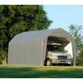ShelterLogic Barn Style Shelter 12' x 20 'x 9' Gris