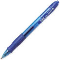 Bic® Velocity Rollerball Retractable Gel Pen, 0.7mm, Blue Ink, Dozen