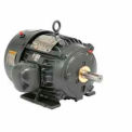 US Motors, TEFC, 1 HP, 3-Phase, 1755 RPM Motor, 8P1P2C