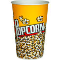 Paragon 1065 Medium Popcorn Buckets 46 oz 100/Case