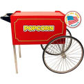 Paragon 3090030 Classic Popcorn Machine Cart 14oz, 16oz Red