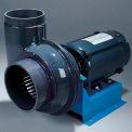 St. Gobain 71330-0050 Lab Blower, TEFC, PP/PVC, 1725 RPM