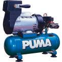 Puma LA5706, 1 HP, Hand Carry, 1.5 Gallon, Hot Dog, 135 PSI, 2.2 CFM, 1-Phase 115V