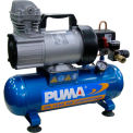 Puma PD1006, Portable Electric Air Compressor, 0.75 HP, 1.5 Gallon, Hot Dog, 1.36 CFM
