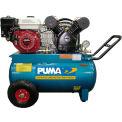 Puma PUN-5520G, 5.5 HP, Portable Gas Compressor, 20 Gallon, 135 PSI, 11 CFM, Honda, Recoil