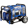 Ford FG11050PE, 9000 Watts, Portable Generator, Gasoline, Electric/Recoil Start, 120/240V