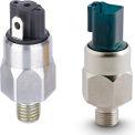 """PVS Sensors 152060, EPA-3-4M-B-SP(Adj. 300-2500 PSI)Model 3, Steel, SPST(N.C.), 1/4"""" Spades"""