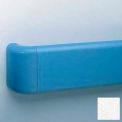 Reversible Return For Br-500 Series Handrail, White Sand
