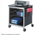Safco® Products 1856BL Scoot™ Desk-Side Printer Stand