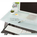 Safco® 1940BL Xpressions™ Keyboard Tray
