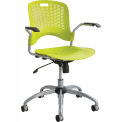 Safco® Sassy® Manager Swivel Chair, Grass