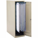"""Large Vertical Storage Cabinet for 18"""" - 24"""" - 30"""" and 36"""" Hanging Clamps"""