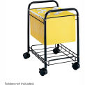 Safco® 5224 Mobile Desk-Side File Cart