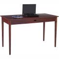 Après™ Table bureau acajou