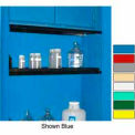 "Securall® Extra Shelf for Cabinets 43"" Wide, Yellow"