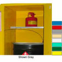 "Securall® Extra Shelf for Cabinets 43"" Wide Blue"