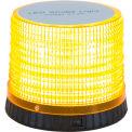 "Buyers Amber Portable 72 LED Beacon Light 5.625"" Diameter x 4.625"" Tall - SL480A"