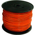 Southwire 27027201 TFFN 18 Gauge câblage, échoués Type, Orange, 500 Ft, qté par paquet : 4