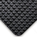 """NoTrax® Bubble Trax™ Anti Fatigue Mat 1/2"""" Thick 3' x Up to 60' Black"""