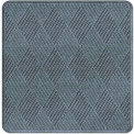 "Waterhog Cargo Mats with Classic Pattern, 36"" x 35"", Bluestone - 3902580003070"