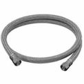 Brasscraft B1-48DWF Dishwasher Hose 3/8 In Compression X 3/8 In Compression- Braided Stainless Steel