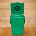 "ECO Kitchen Compost Pail, 8-1/2""L x 9""W x 11""H"