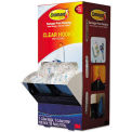3M Command™ Clear Hooks & Strips, Plastic, Medium, 50 Hooks