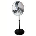 "MaxxAir™ 22"" oscillant robuste socle ventilateur HVPF22OSCUPS"
