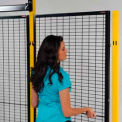 "WireCrafters® RapidGuard™ Lift-Out Welded Wire Panel, 1'W x 8' 1-1/4""H"