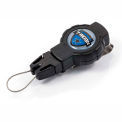 """T-Reign Outdoor Retractable Gear Tether 0TRG-412 - Small 24""""Extention Black Belt Clip"""