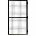 """Husky Rack and Wire, Velox, Machine Guard, DOOR, 3' X 66"""", HLSO/HRSO, Black"""