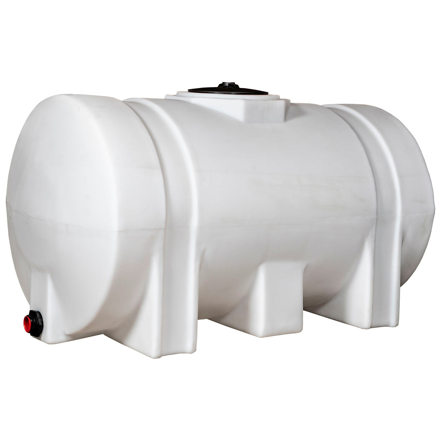 8 Gallon RomoTech Domed Polyethylene Reservoir
