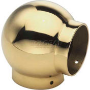 "Lavi Industries, Ball Elbow, for 2"" Tubing, Polished Stainless Steel"