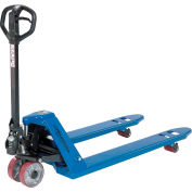 Global Industrial™ Quick-Lift Pallet Jack Truck 5500 Lb. Capacity - 27 x 48 Forks