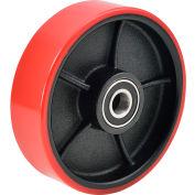 "Replacement 7"" Steer Wheel for 585354, 168032 thru 168040 Global Industrial™ Pallet Truck"