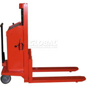 PrestoLifts™ Battery Powered Lift Stacker WP48-20 2000 Lb. Non-Straddle