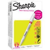 Sharpie® Paint Marker, Oil Based, Fine, White Ink - Pkg Qty 12