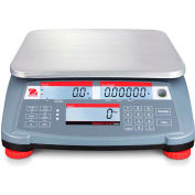 "Ohaus® Ranger Count 3000 Compact Digital Counting Scale 30lb x 0,001lb 11-13/16"" x 8-7/8"""