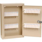 MMF STEELMASTER® Unitag™ 40 clés armoire 201904003 serrure à clé unique sable