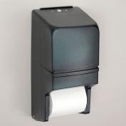 """Palmer Fixture Twin Toilet Roll Dispenser for 5"""" Rolls Vertical - RD002501"""