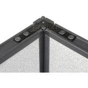 "90 Degree Corner Connector Kit For 72""H Panel"