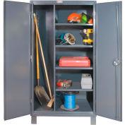 Durham Heavy Duty Maintenance Storage Cabinet HDJC244878-4S95 - 12 Gauge 48x24x78