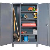 Durham Heavy Duty Maintenance Storage Cabinet HDJC246078-4S95 - 12 Gauge 60x24x78