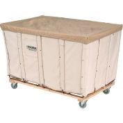 Global Industrial™ Best Value 24 Bushel Canvas Basket Bulk Truck