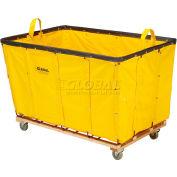 Global Industrial™ Best Value 16 Bushel Yellow Vinyl Basket Bulk Truck