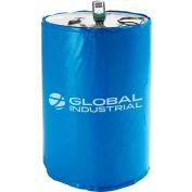 Chauffe-® global industriel et isolé pour tambour de 55 gallons, jusqu'à 145 °F, 120 V